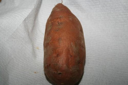 Stab it, wrap it and press the potato button.